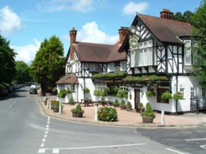 The Kingswood Arms, Kingswood, Surrey