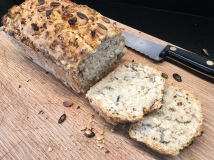 Hale & Hearty linseed bread mix