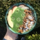 Apple, Grape & Kale Smoothie Bowl