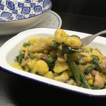 Artichoke & Mushroom Gnocchi