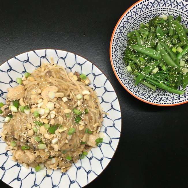 Spicy Satay Noodles