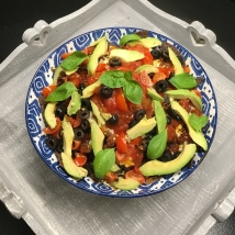 Loaded Nacho Bowl